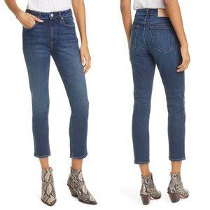 Trave Irina High Waist Slim Ankle Jeans 25